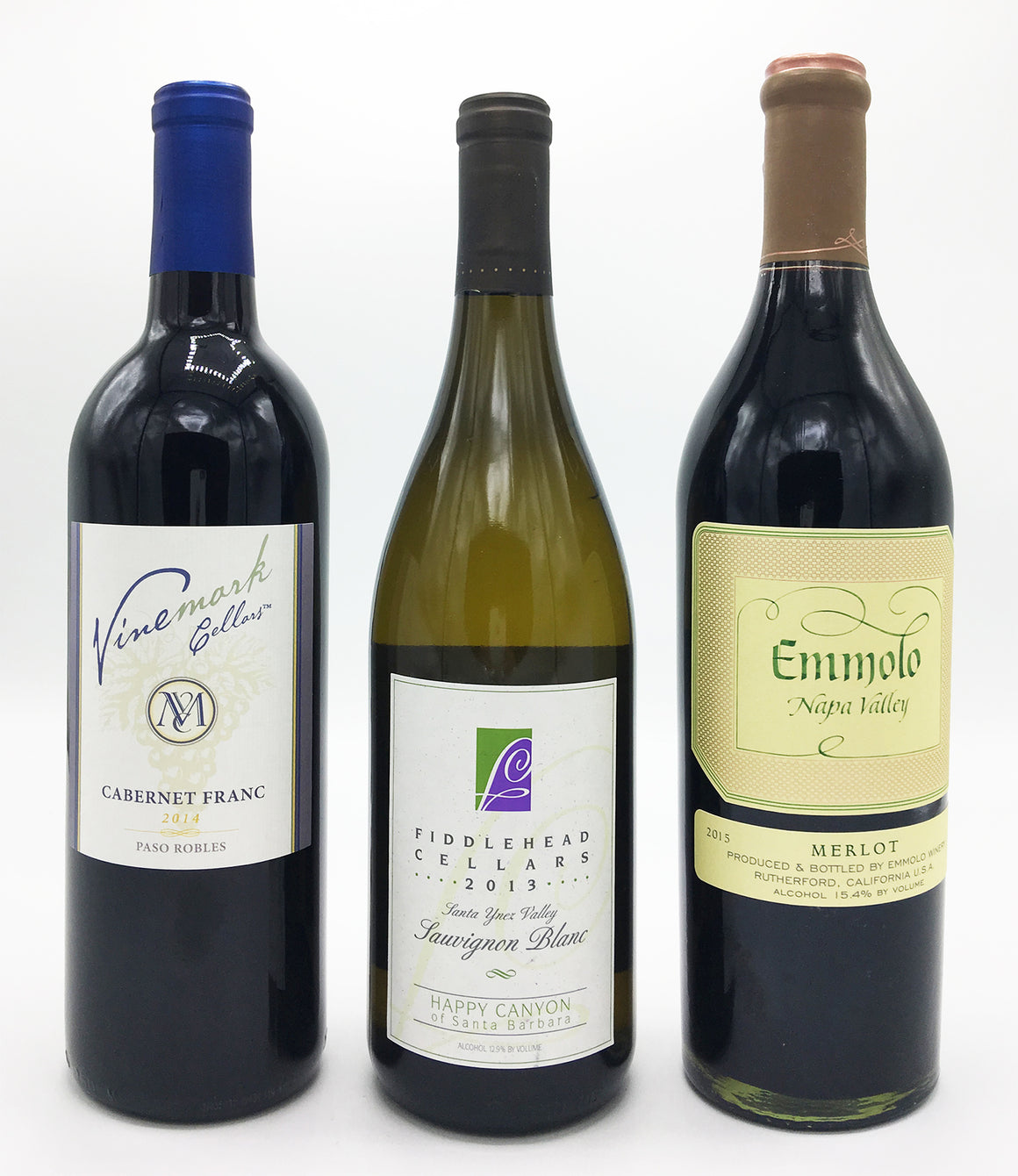 "Wine 3-Pack: ""Power Trio"""