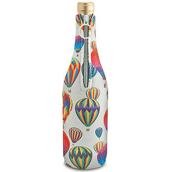Hot Air Balloon Neoprene Wine Bottle Epicool™