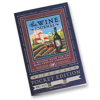 Wine Journal, Pocket Edition