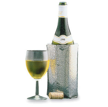 VacuVin™ Rapid Ice® for Wine Cooler - crackle finish