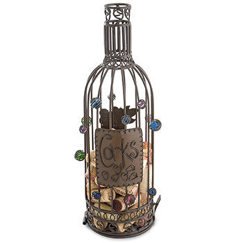 Cork Cage - Wine Bottle