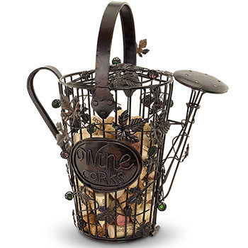 Cork Cage - Watering Pail