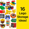 16 lego storage ideas