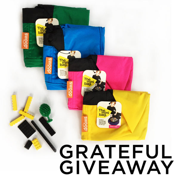 Grateful Giveaway