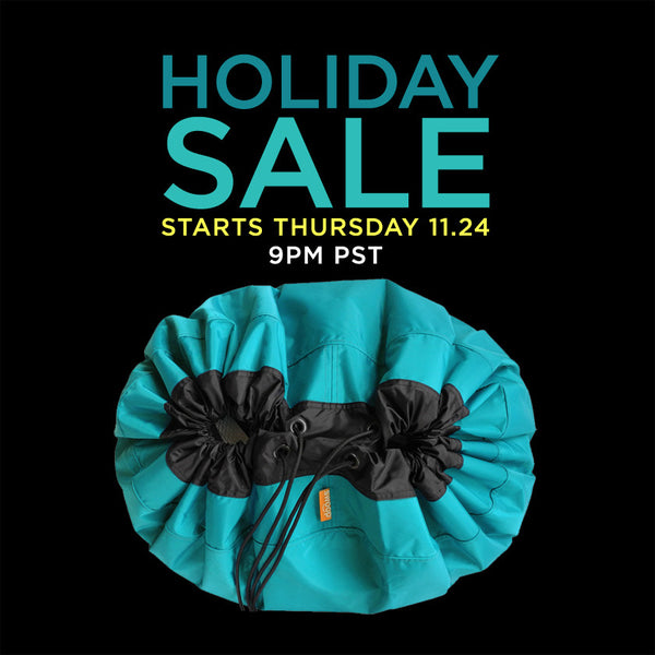 Holiday SALE starts Thursday!