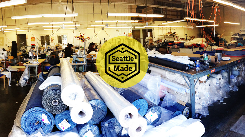 Made In USA - Seattle Made