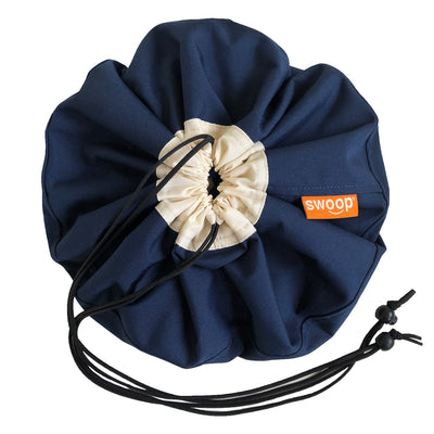 mini swoop toy bag navy