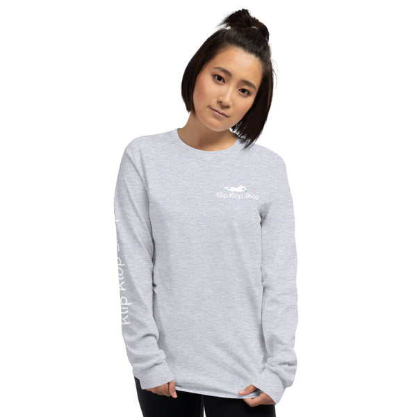 Off the Track - Long Sleeve T-Shirt