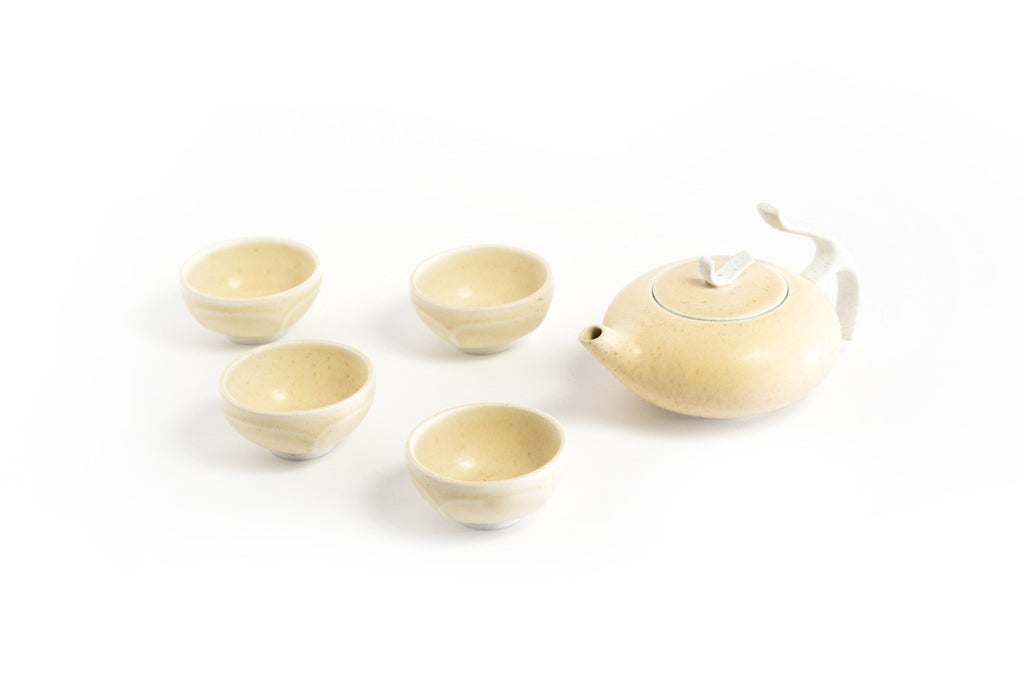 Arrow Ceramic Tea Set