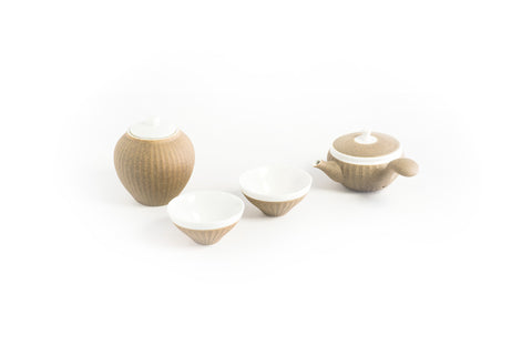 Artisan Ceramic Tea Set