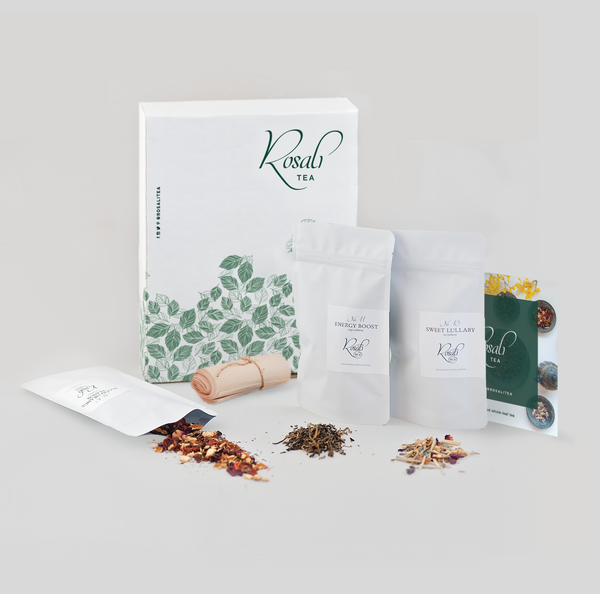 Proud Tea Addict - Monthly Subscription