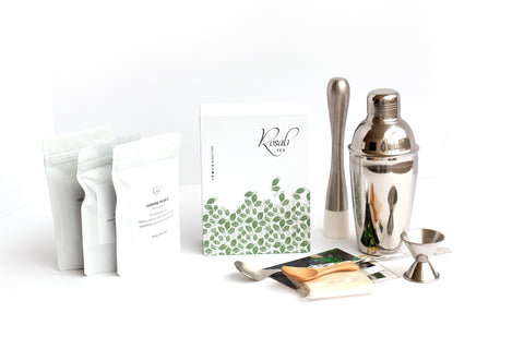 Tea Cocktail Gift Set