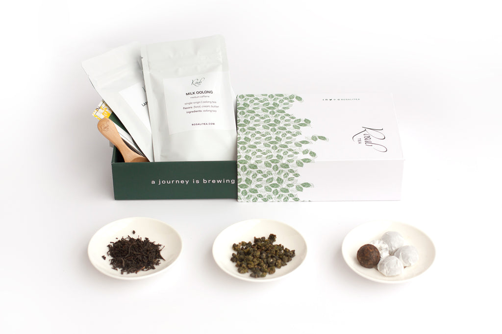 Tea Connoisseur Gift Box