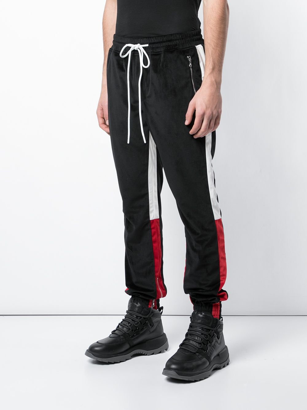 ALL STAR PANT (BLACK/RED)