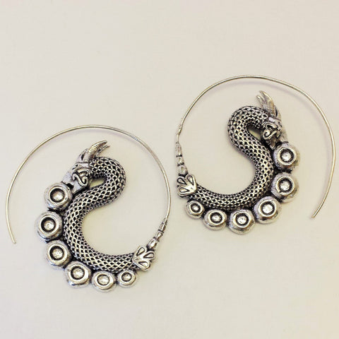 Dragon Design Earrings  GS-A2