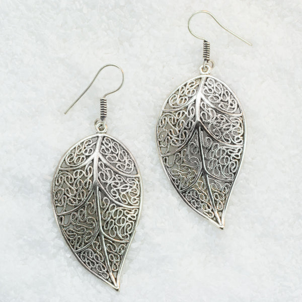 Leaf Design Earrings  GS-A4