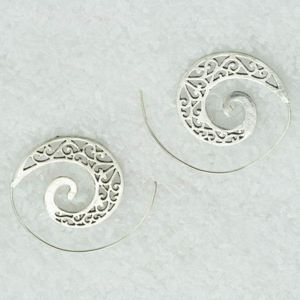 Sterling Silver Earrings  SS-C4