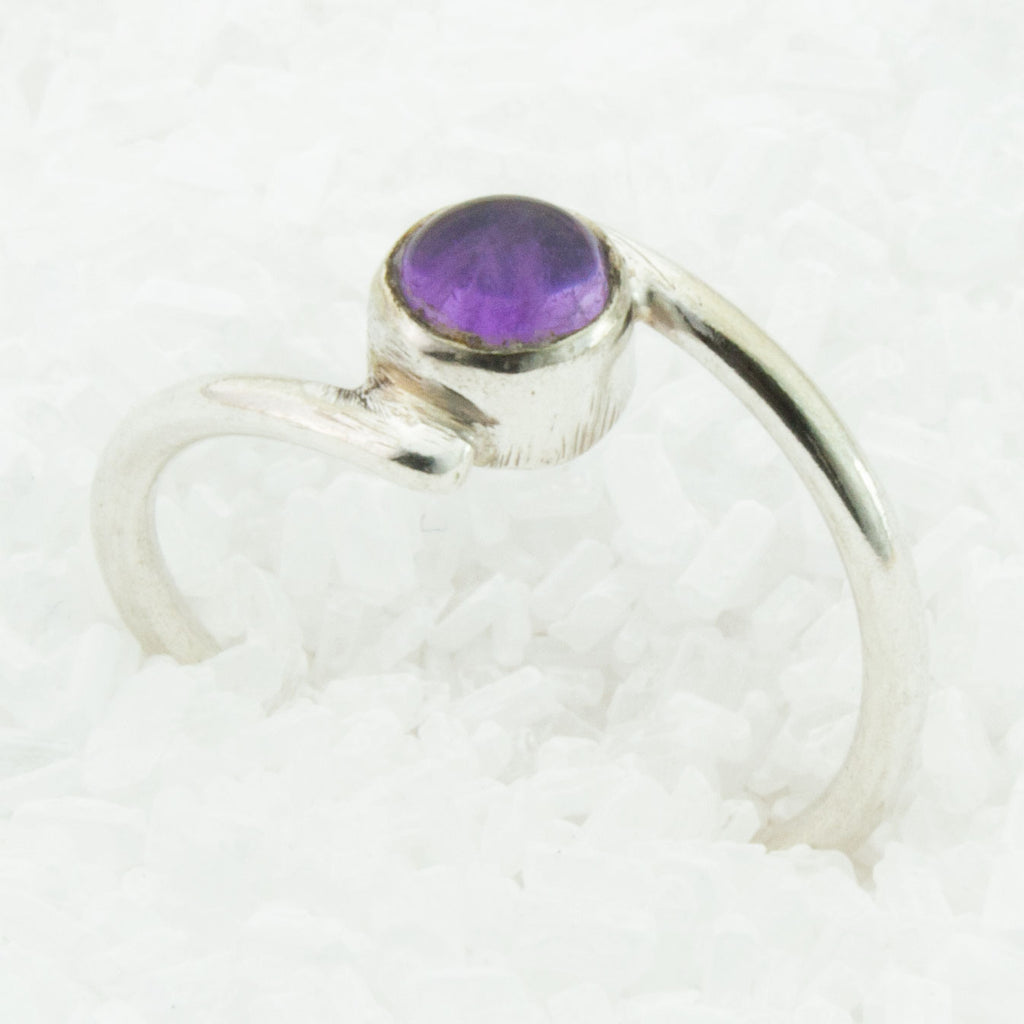 Elegant Design With Amethyst  GR-C1