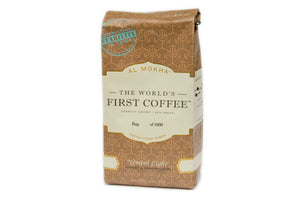 Yemen coffee bag front