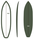 HM 7,3 CLOUD9 Surfboard
