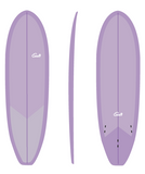 EVOLUTIVE 7.2 Cloud9 Surfboard