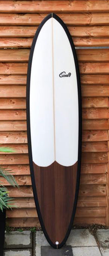 Funboard 7,2 CLOUD9 Surfboard