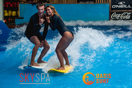 Passeport Attrait Surf et Spa