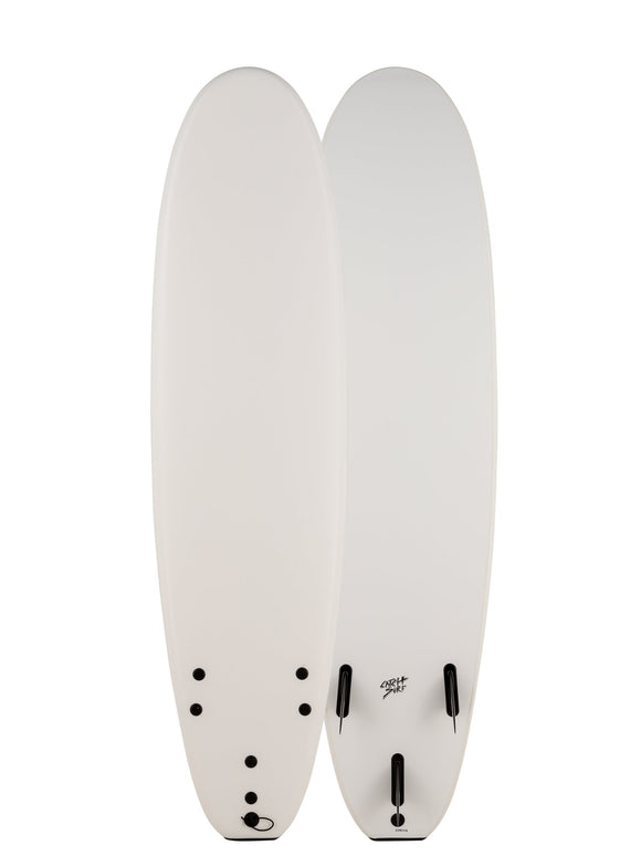 Catch Surf Log 7.0 Blank Series Tri Fin White [PRÉVENTE 🔥]