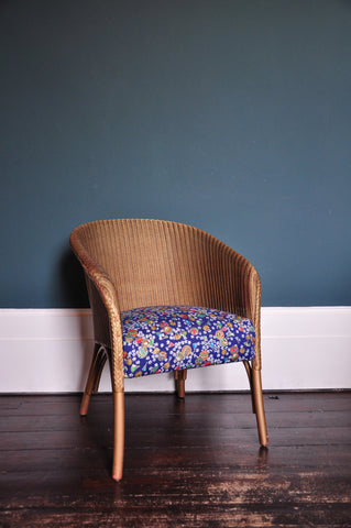 Lusty Lloyd Loom Basket Chair