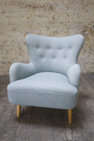 Ernest Race DA2 Wing Chair