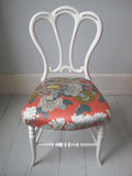 GP & J Baker Floral chair