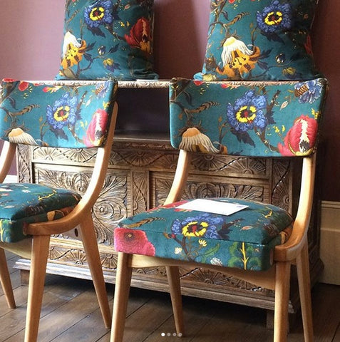 House of Hackney 1960's Benchairs