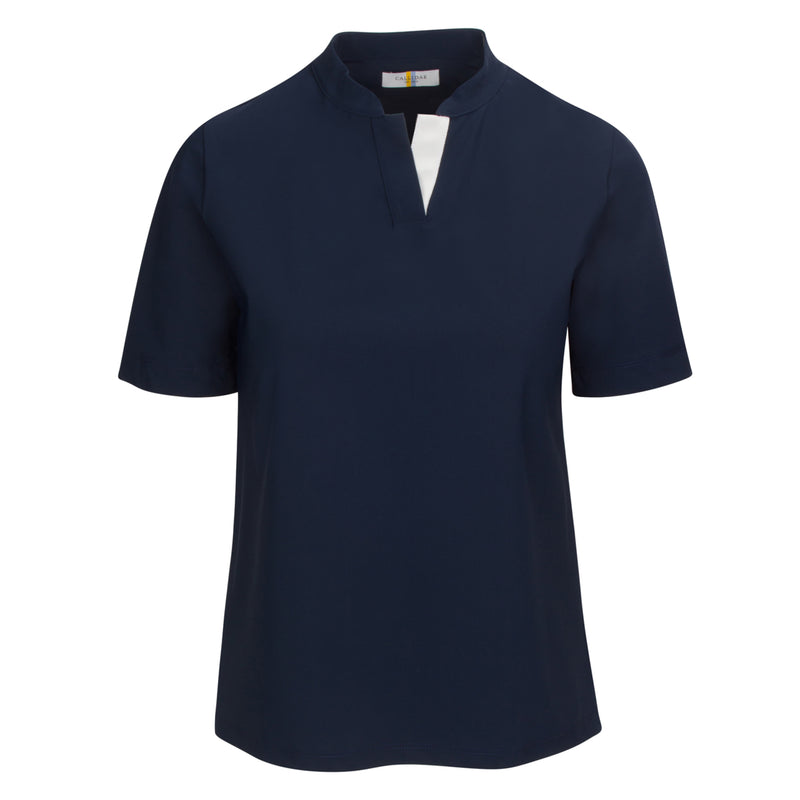 The Short Sleeve Tech Polo