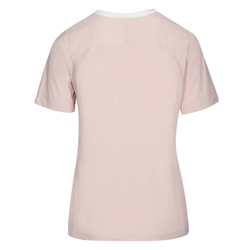 The Short Sleeve Tech V Neck