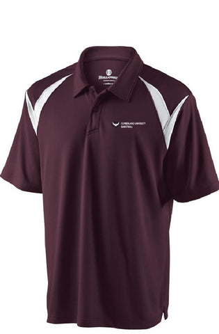 Men's Basketball Polo- XL