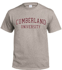 Youth Grey Cumberland Basic Tee YS-YXL