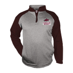 Sport Heather FLeece 1/4 Zip