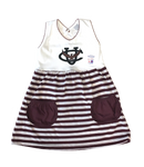 Girl's Spirit Dress 6M-5T