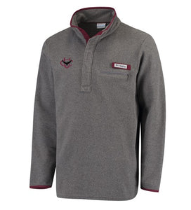 Harborside Fleece Pullover- S-2X