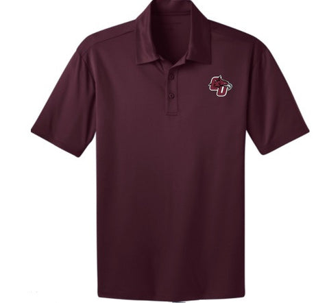 Men's Maroon Polo