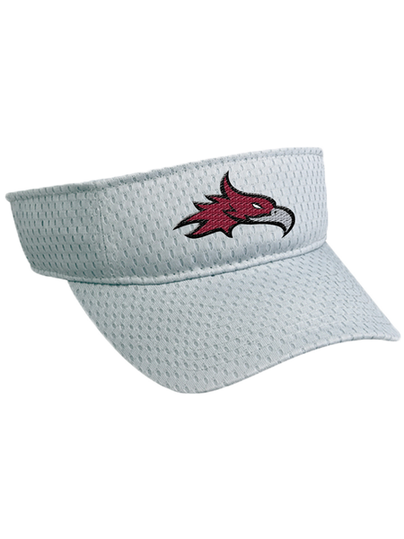 Light Grey Mesh Visor