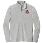 Grey 1/4 Zip S-3XL