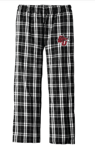 Flannel Plaid Pants