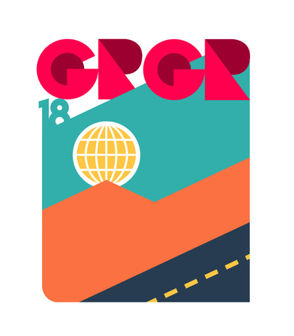 2018 GRGR - Ginger Runner Global Run Digital Download
