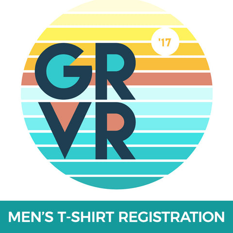 2017 GRVR - Ginger Runner Virtual Run Men's T-Shirt
