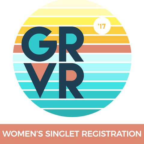 2017 GRVR - Ginger Runner Virtual Run Women's Singlet