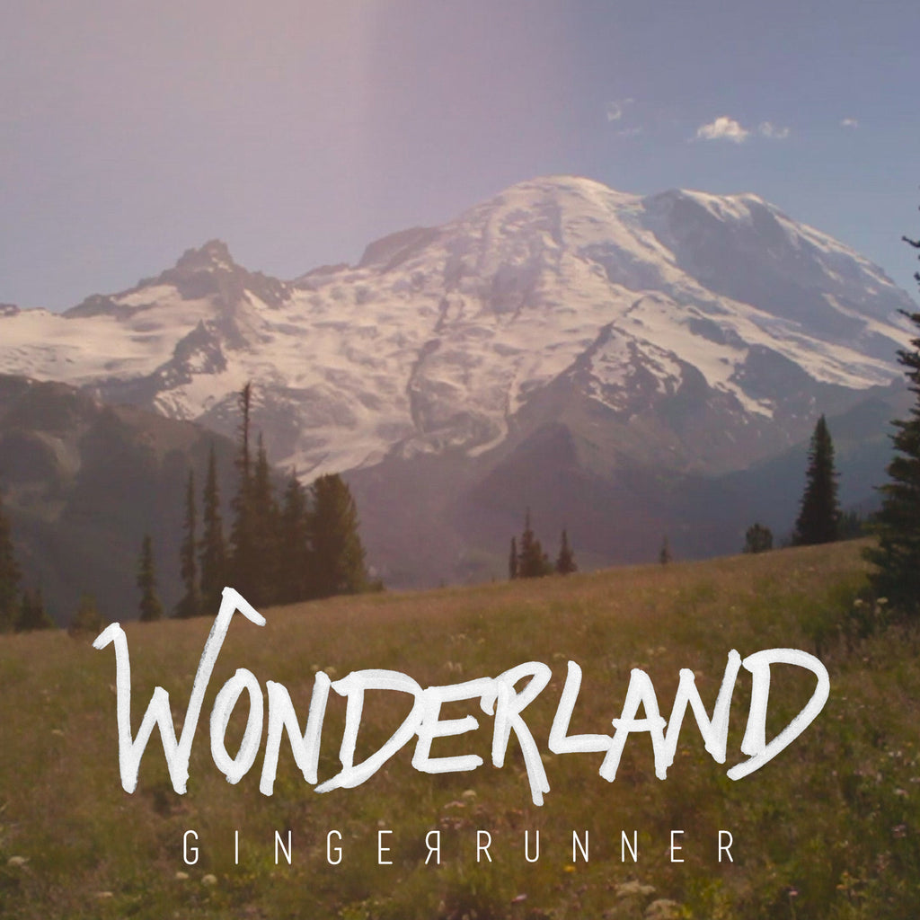 "GINGER RUNNER - ""Wonderland"" Single Download"