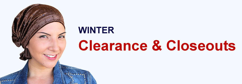 Winter Clearance & Closeouts