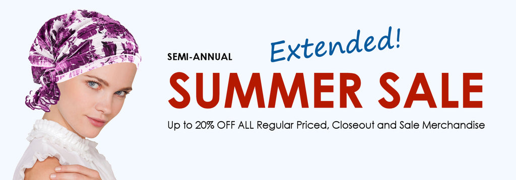 EXTENDED:Semi-Annual Sale is here!