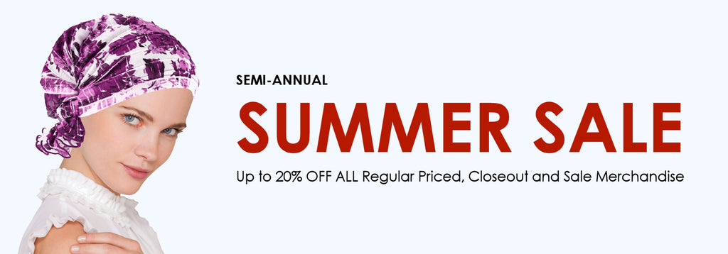 Semi-Annual Sale is here!